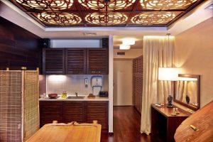 Ayurveda and Panchakarma Clinique Bansko | therapy room