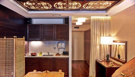 Ayurveda and Panchakarma Clinique Bansko | therapy room
