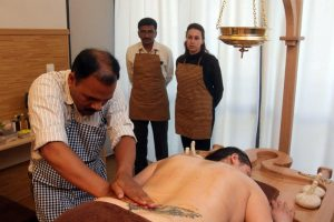 Ayurveda Clinique Bansko beginning of herb therapy