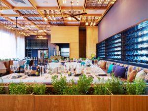 [:bg]Аюрведа клиник Банско ресторант Леонардо, интериор[:en]Ayurveda Clinique Bansko Leonardo Italian restaurant interior[:]