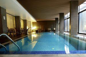 inner swimming pool