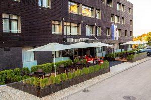 Lucky Bsnsko - Lobby bar terrace