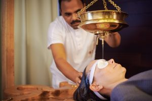 """Shirodara"" procedure 