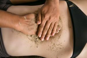 Udvartanam massage   Ayurveda Clinic Bansko