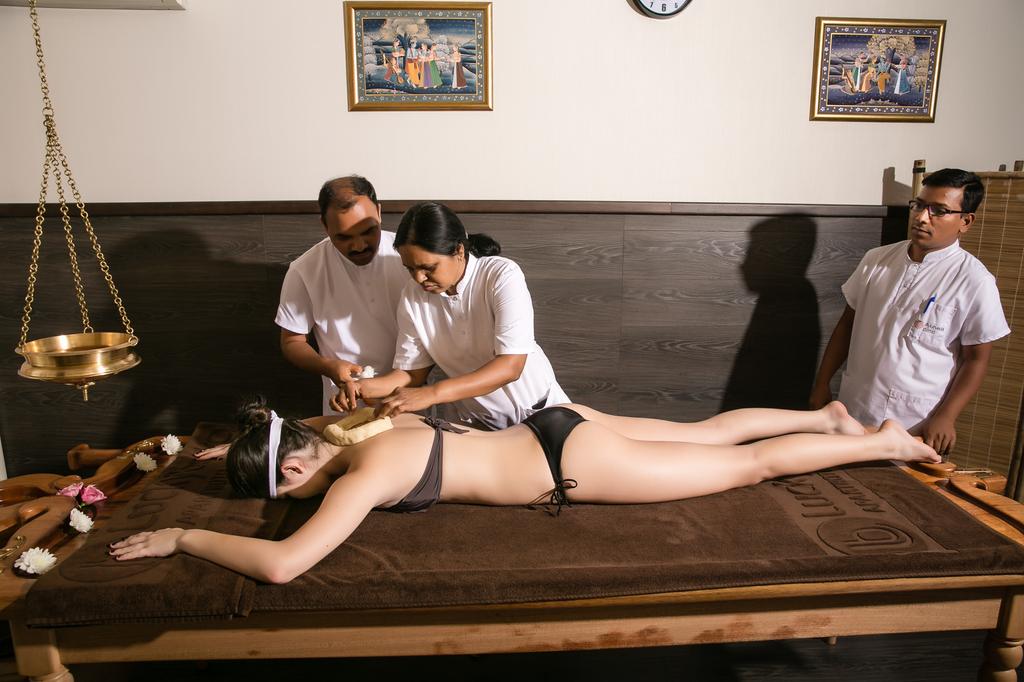 Manya Vasti procedure | Ayurveda Clinic Bansko