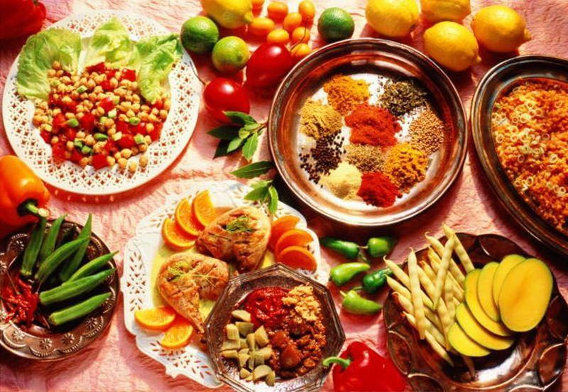 Different and varied food | Ayurveda Clinic Bansko