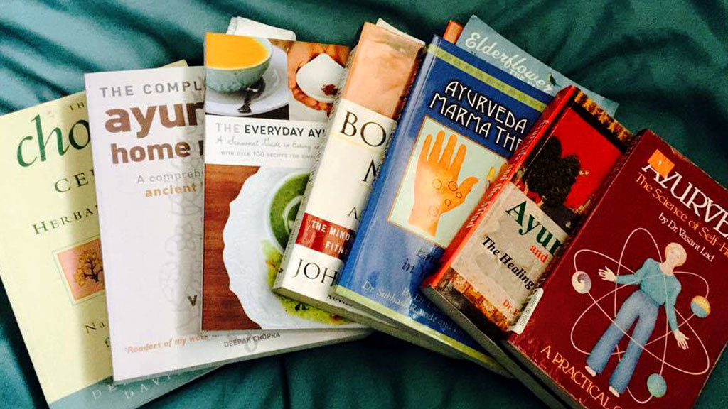Аюрведа книги и знания | Ayurveda Clinic Bansko