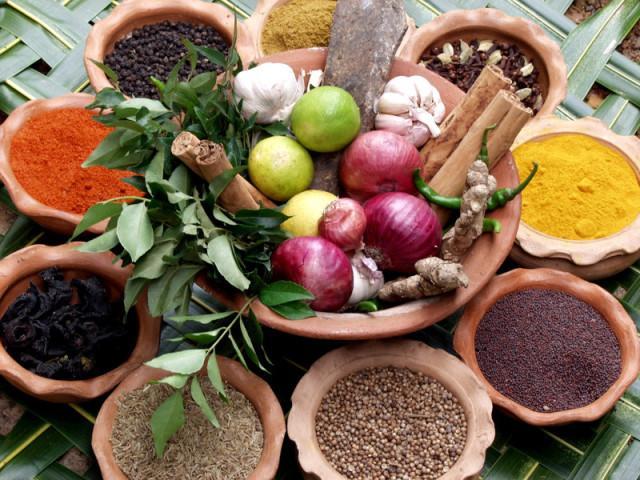 Spices in Ayurveda | Ayurveda Bansko
