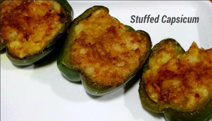 stuffed capsicum