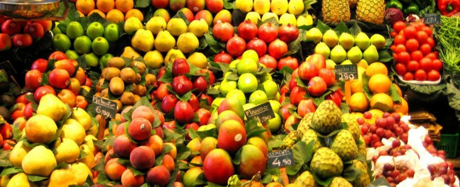 Fruits and vegetables in Ayurveda | Ayurveda Bansko
