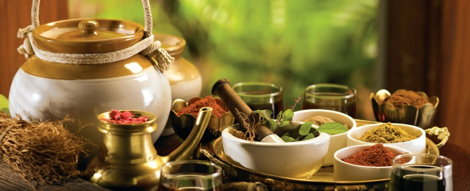 Ayurveda utensils for treatment
