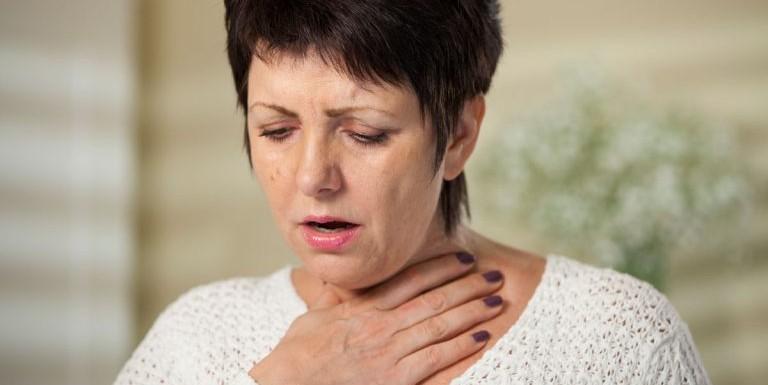 Проблеми с дихателните пътища
