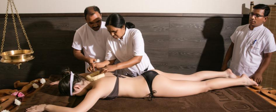 Ayurveda massage in Ayurveda clinics Bansko