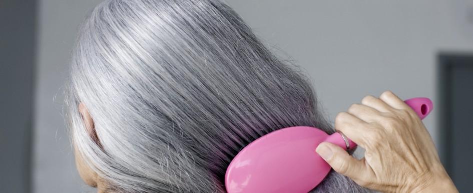 ayurveda gray hair