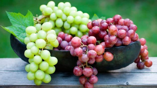 Des raisins pour perdre du poids